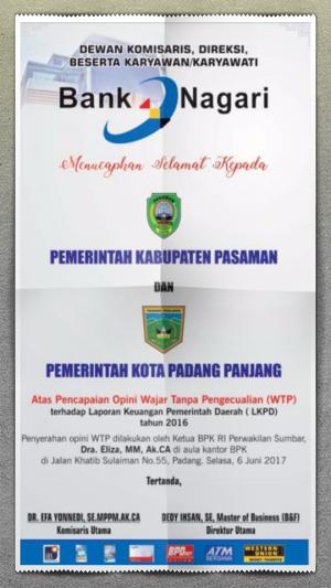 Wtp 2016 Padang Panjang Utusan Indo