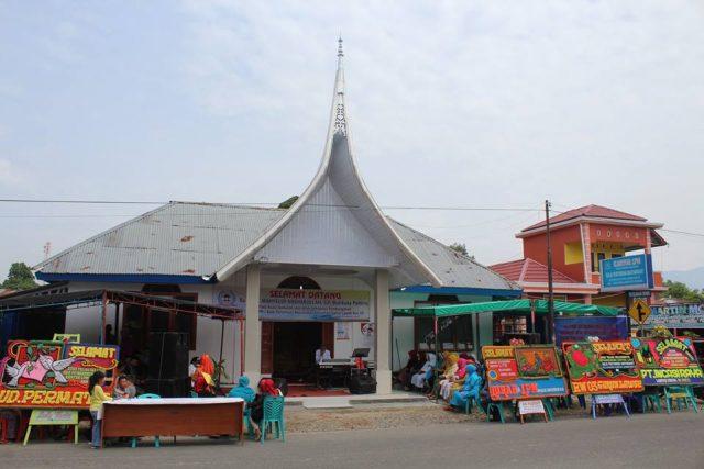 Walikota Padang Hadiri Syukuran Pembangunan Kantor Lpm Gurun Laweh Utusanindo Com